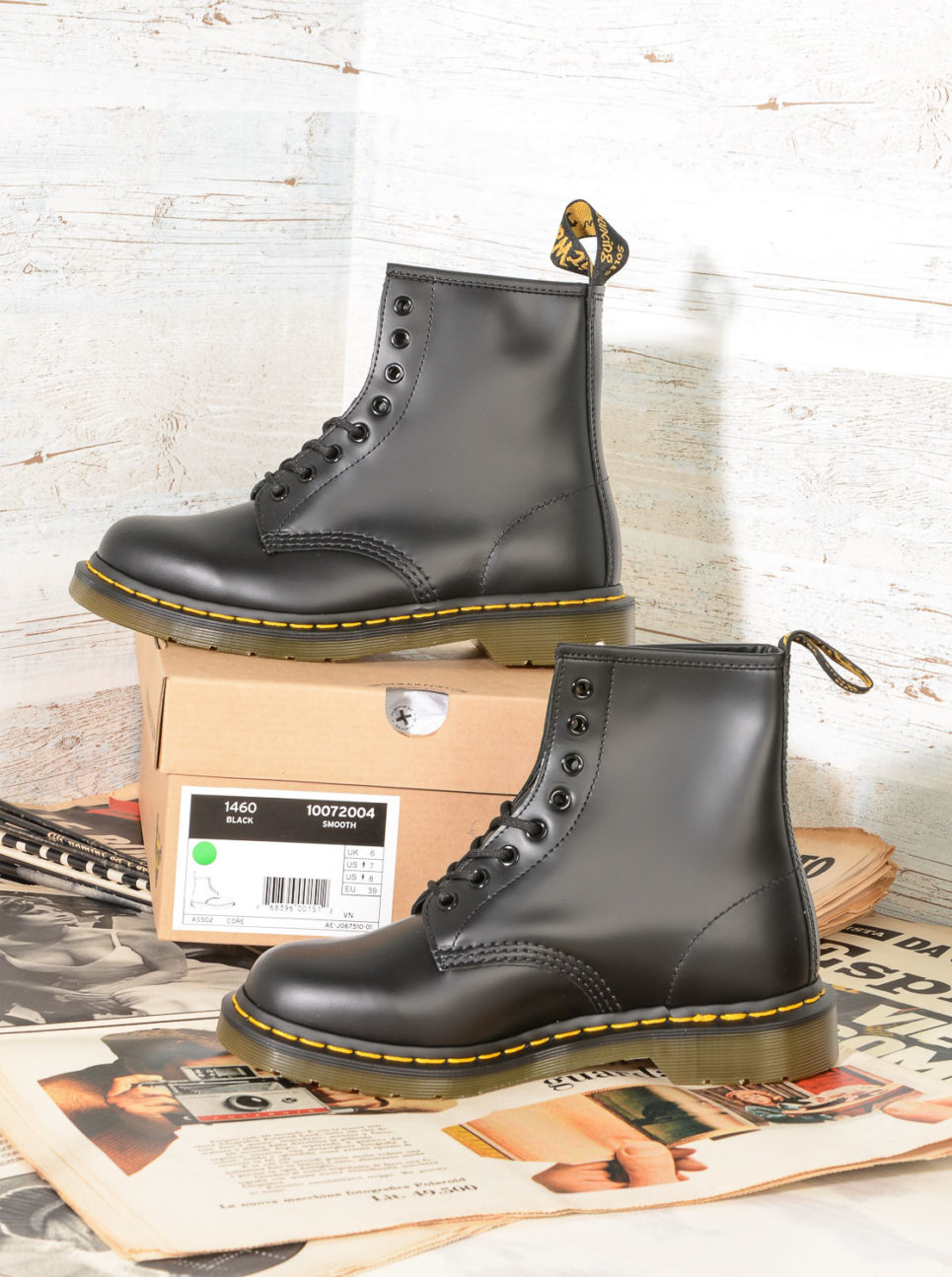 1460 DrMartens 10072004 Black Smooth (2)