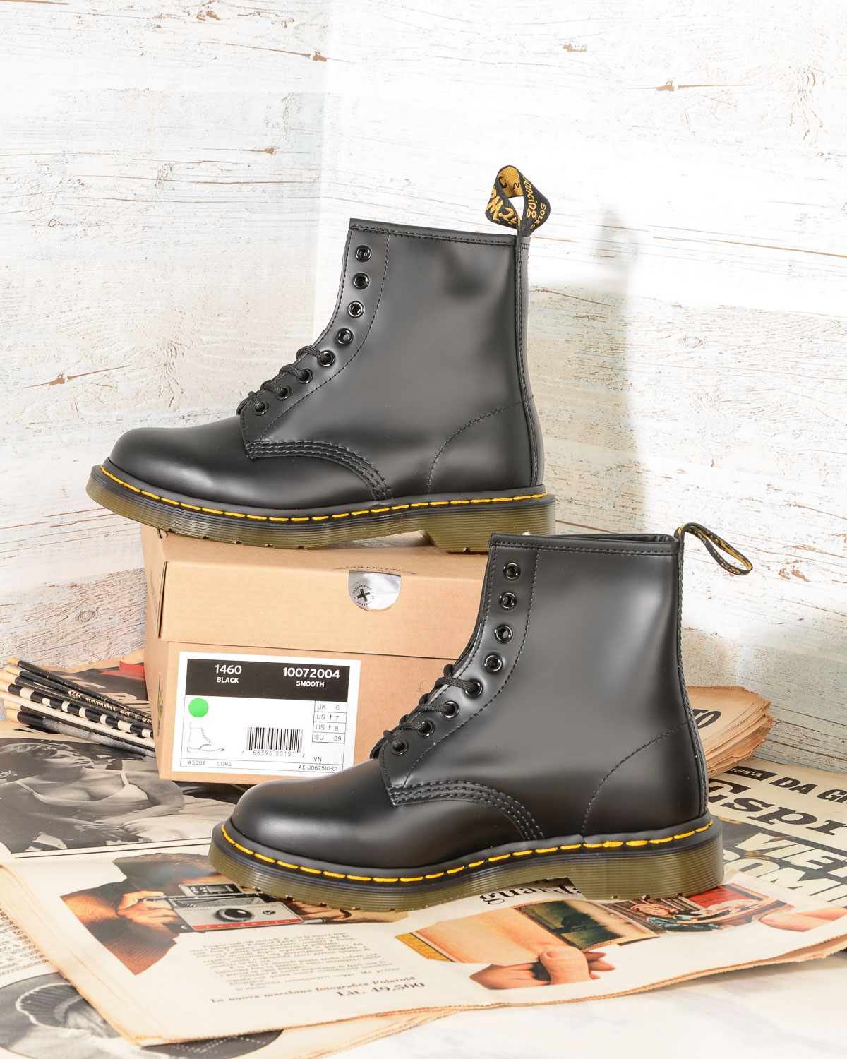 Abituale elegante Grazie  dr martens 1460 smooth black 42 Online Shopping for Women, Men, Kids  Fashion & Lifestyle|Free Delivery & Returns