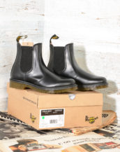 Chelsea Boot Black DrMartens 10297001 Smooth