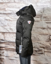 Parka Piumino Donna Eclipse Down Black Rossignol scontato in offerta