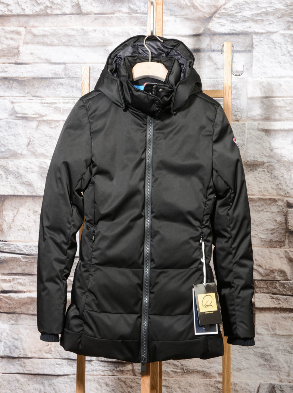 Parka Piumino Donna Eclipse Down Black Rossignol scontato in offerta (7)