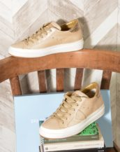 Sneakers Donna Philippe Model CKLD PE05 OPERA PERLES POUDRE