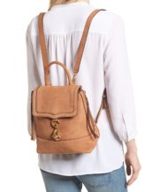 Zaino Rebecca Minkoff HS18SBUB74 230- LEATHER HANDBAG BREE CONVERTIBLE BACKPACK