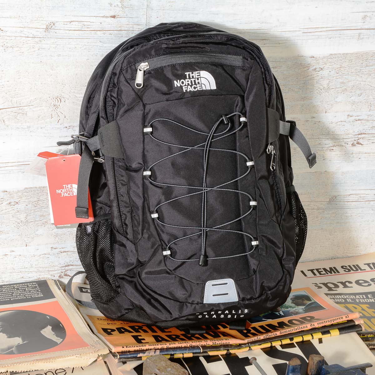 ZAINO The North Face BOREALIS CLASSIC Nero -9 a4c4b0aaaa9c