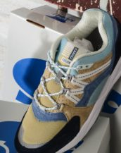 Karhu FUSION 2.0 MONTHLESS PACK MOONLIGHT BLUE-PALE OLIVE GREEN F804052