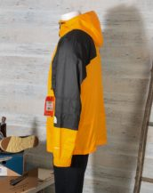 GIACCA a vento UOMO LEGGERA The North Face MOUNTAIN WINDSHELL ZINNIA ORANGE T93RYSH6G