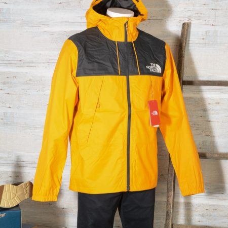 The North Face GIACCA 1990 MOUNTAIN Q ZINNIA ORANGE T92S51H6G