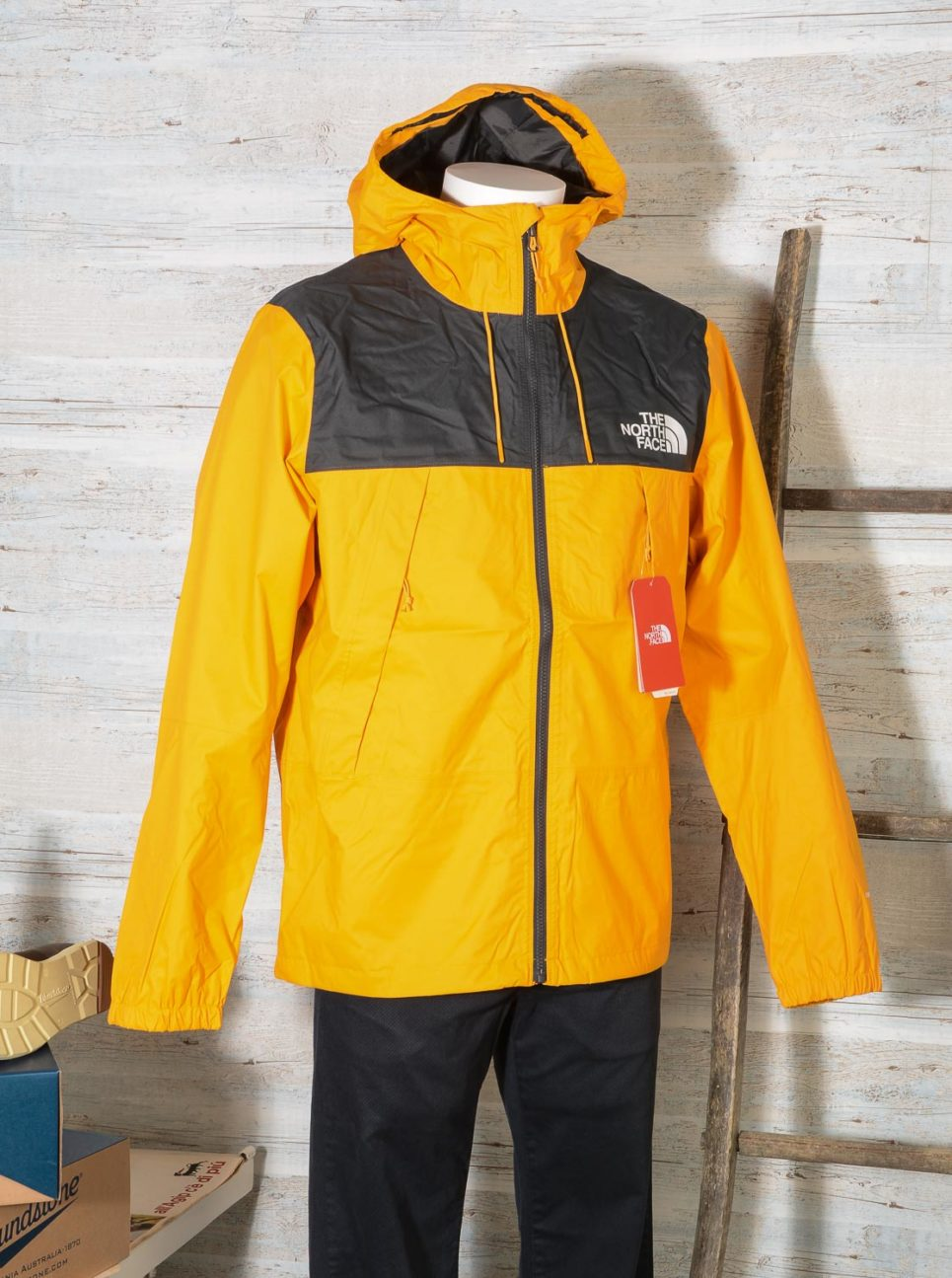 The North Face GIACCA 1990 MOUNTAIN Q ZINNIA ORANGE T92S51H6G -5