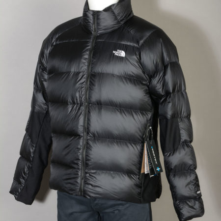 Piumino uomo The North Face T93YHVJK3 CRIMPTASTIC HYBRID TNF BLACK