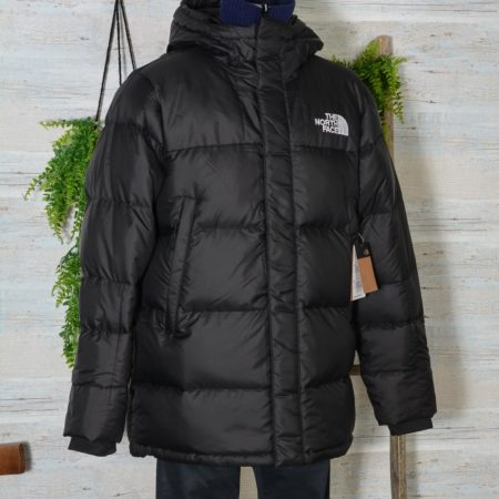 Giaccone uomo DEPTFORD The North Face T93MJLJK3 IN PIUMINO Nero Black