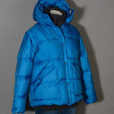 HOLUBAR Donna PIUMINO invernale W859 DEEP POWDER MS BU15 CELESTE Light Blue LB62
