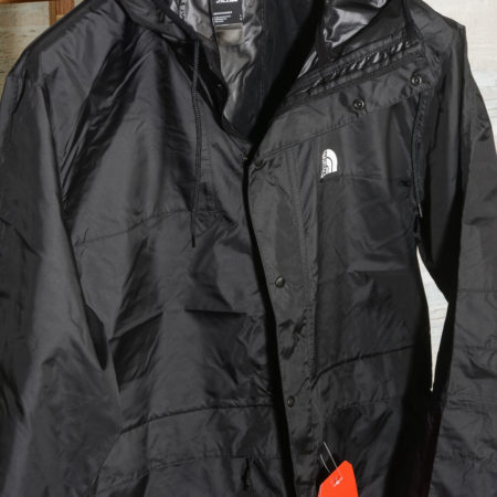 GIACCA UOMO The North Face 1985 SEASONAL MOUNTAIN Black Jacket NF00CH37KY41