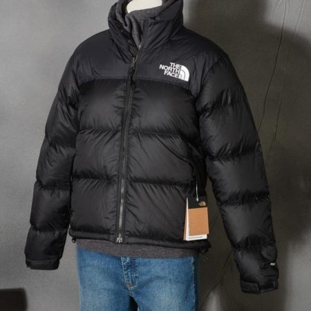 Giacca piumino donna The North Face W 1996 RETRO NUPTSE JACKET TNF BLACK NF0A3XEOJK3