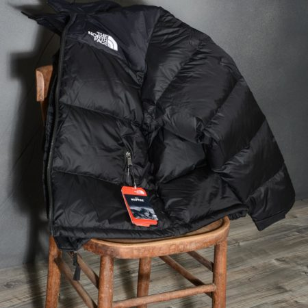 Giacca uomo The North Face M 1996 RETRO NUPTSE JACKET TNF BLACK NF0A3C8DJK3