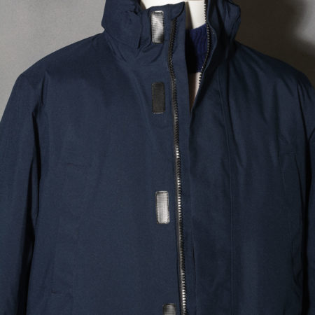 Cappotto uomo SAVE THE DUCK D4624M GRINY colore Blu Navy