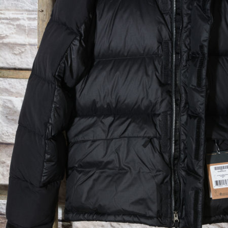 PIUMINO UOMO HIMALAYAN The North Face HMLYN DOWN PARKA TNF BLACK NF0A4QYXJK31