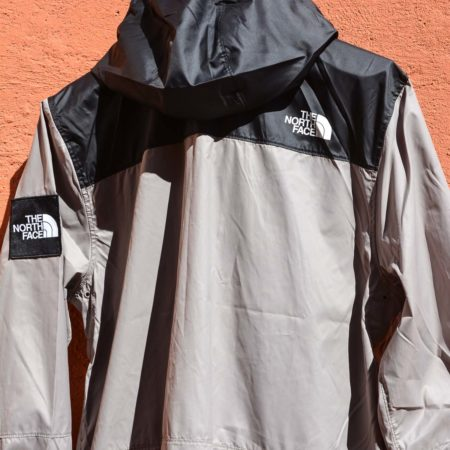 The North Face BLACK BOX 1990 WIND JACKET NF0A55BRVQ81 MINERAL GREY
