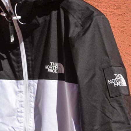 The North Face BLACK BOX MOUNTAIN Q JACKET NF0A55BSFN41 TNF WHITE